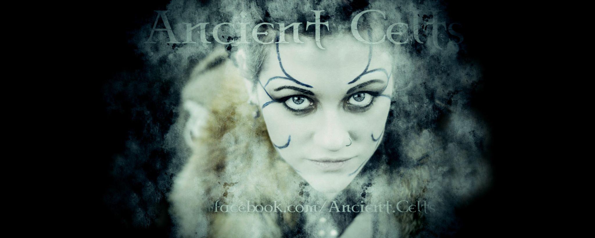 Celtic Girl by Husam Libad