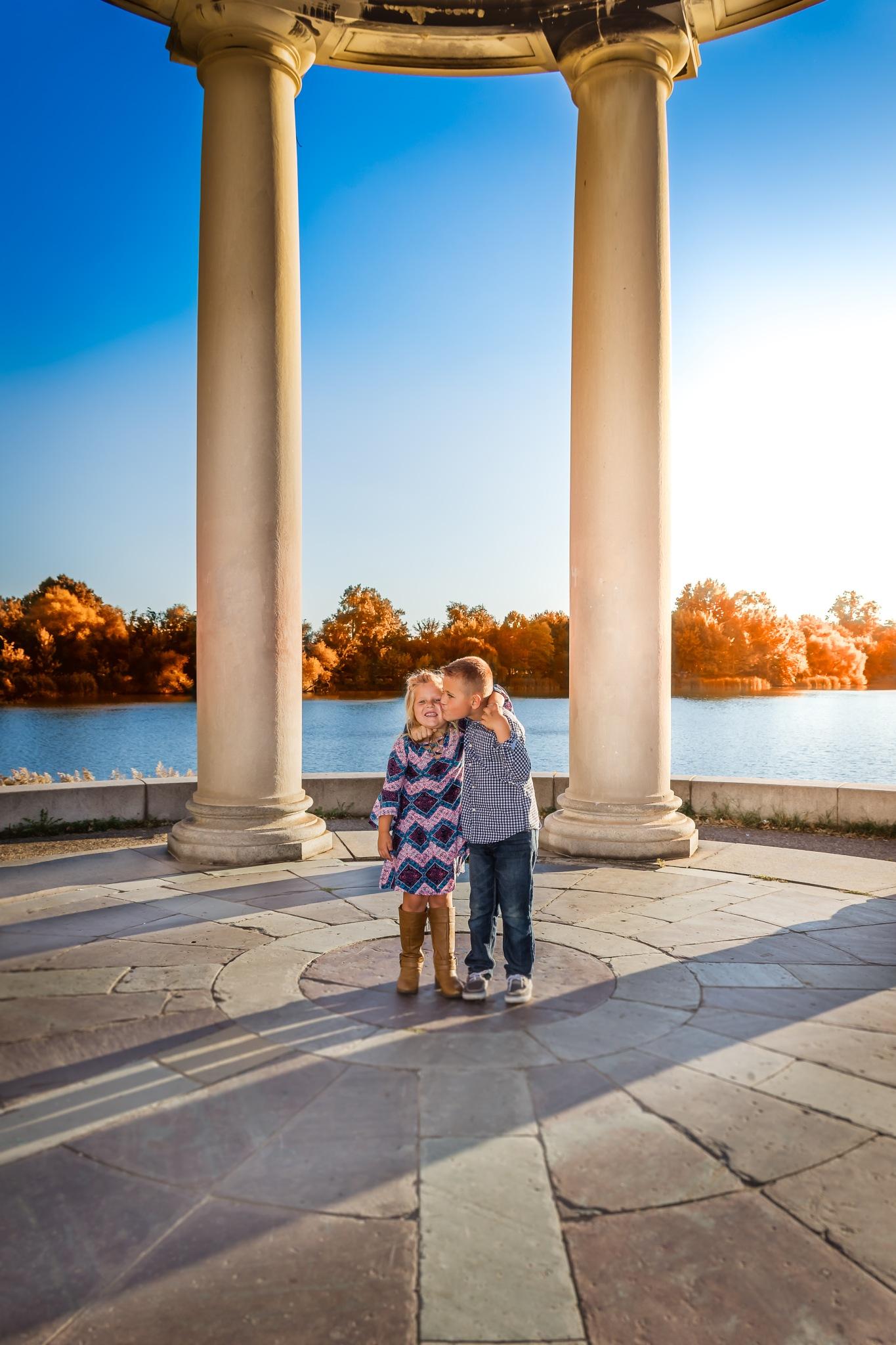 autumn kiss by Carina McKee