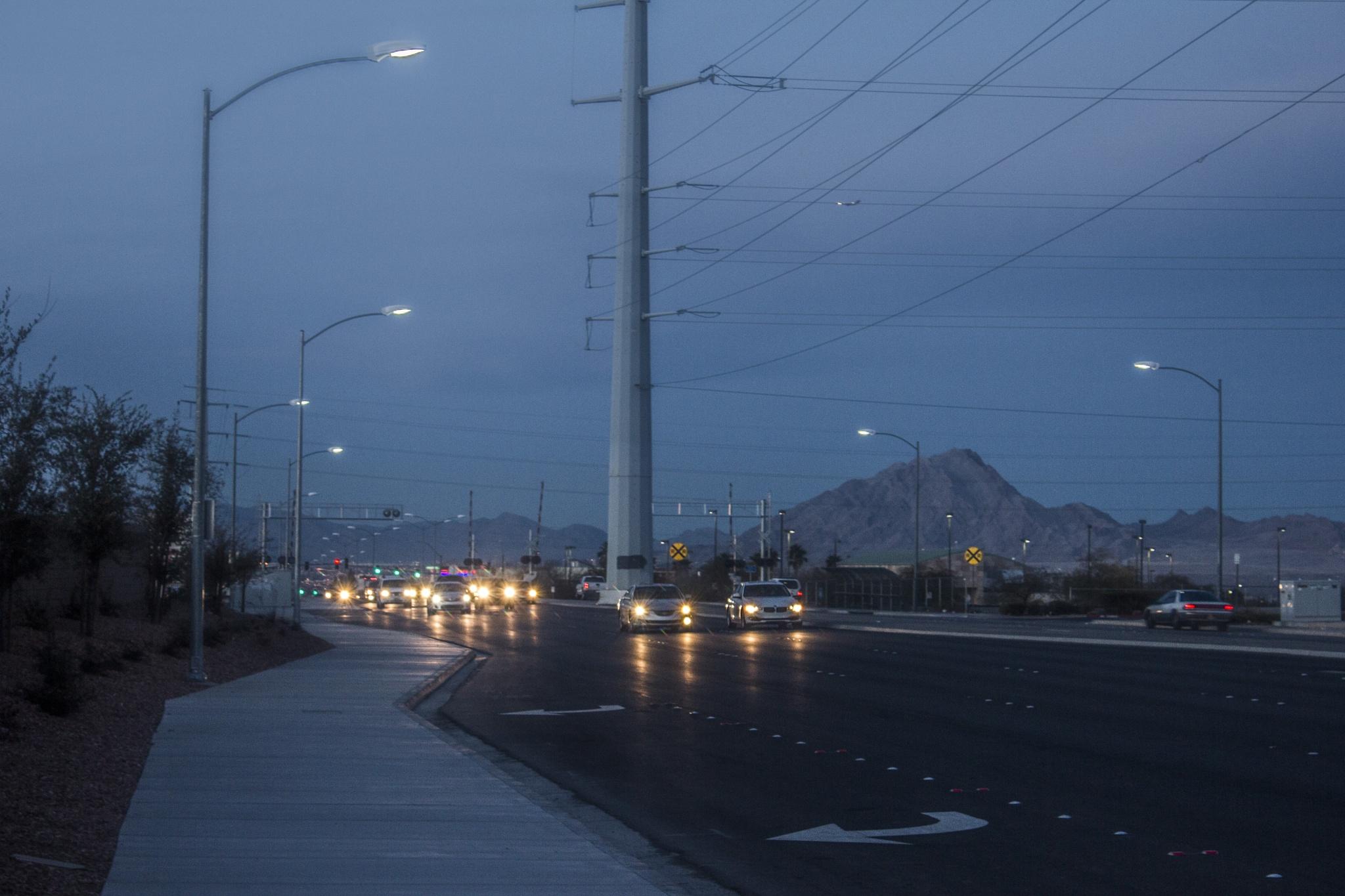 lighting the way by edwardpalmquist