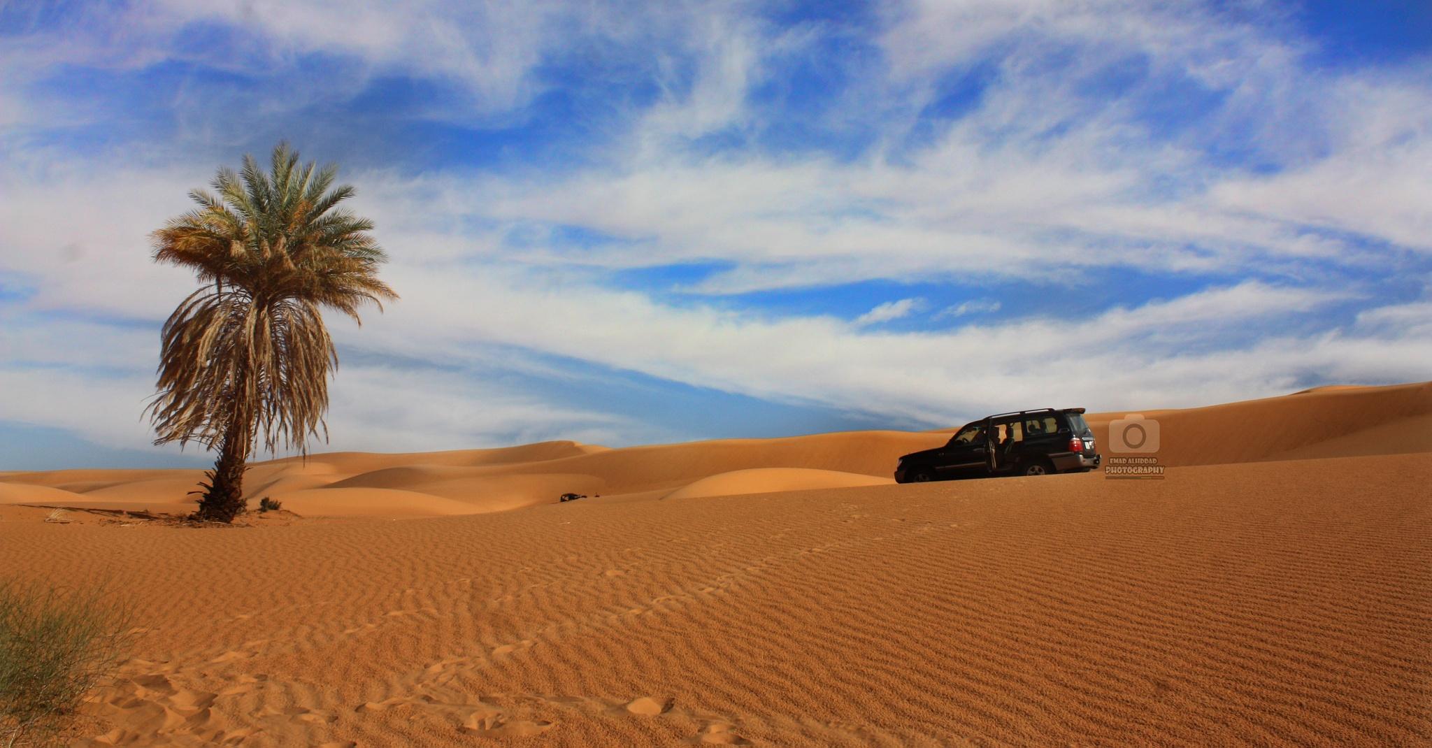 desert libya by emad_alhdad