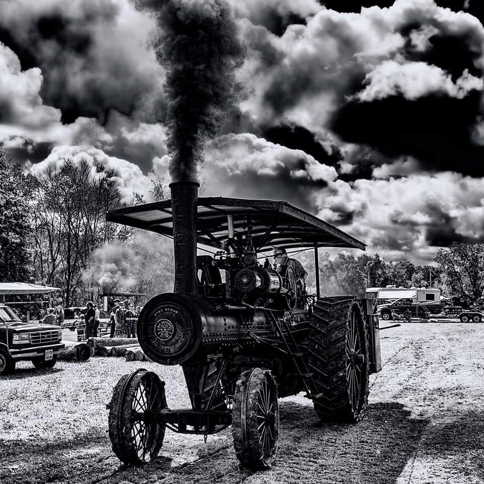 Old Steam by 68steelphotos