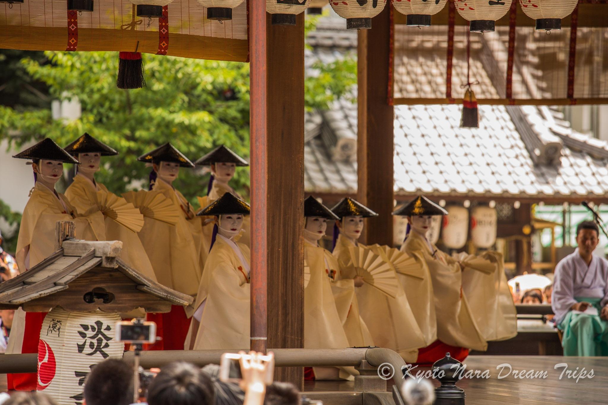 Gion Matsuri Gosai at Yasaka Jinja in Kyoto, Japan! by KyotoNaraDreamTrips