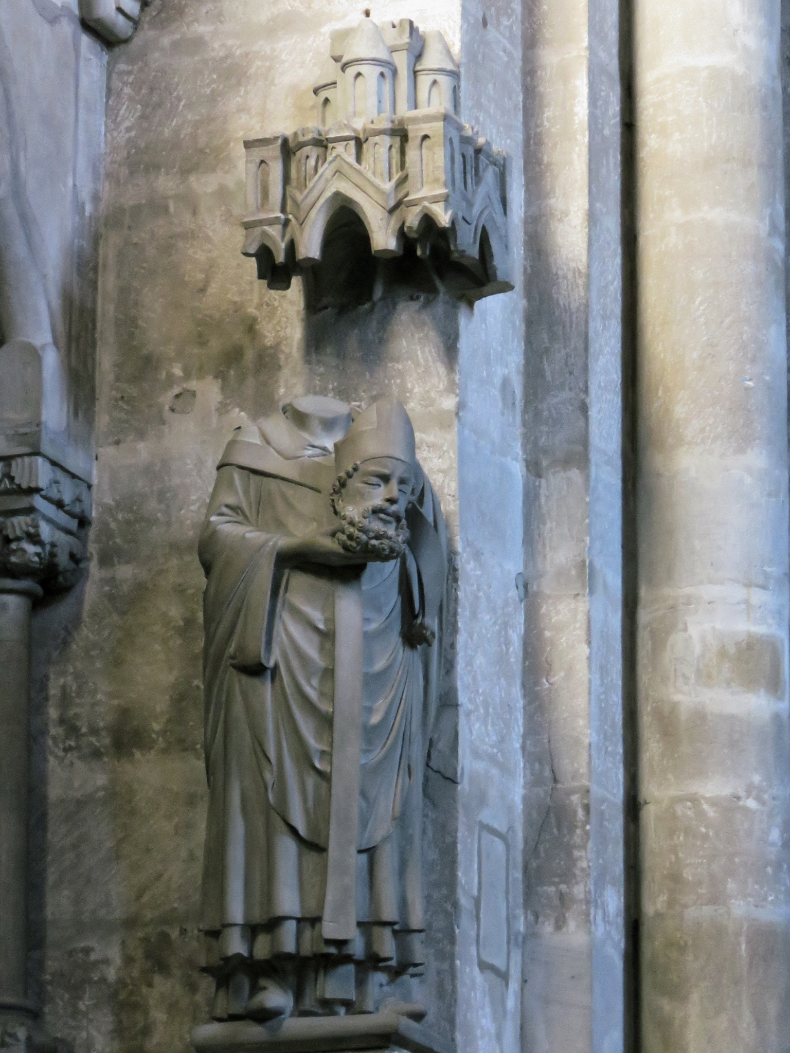 headless (Bamberg Cathedral) by Stephan Graumann