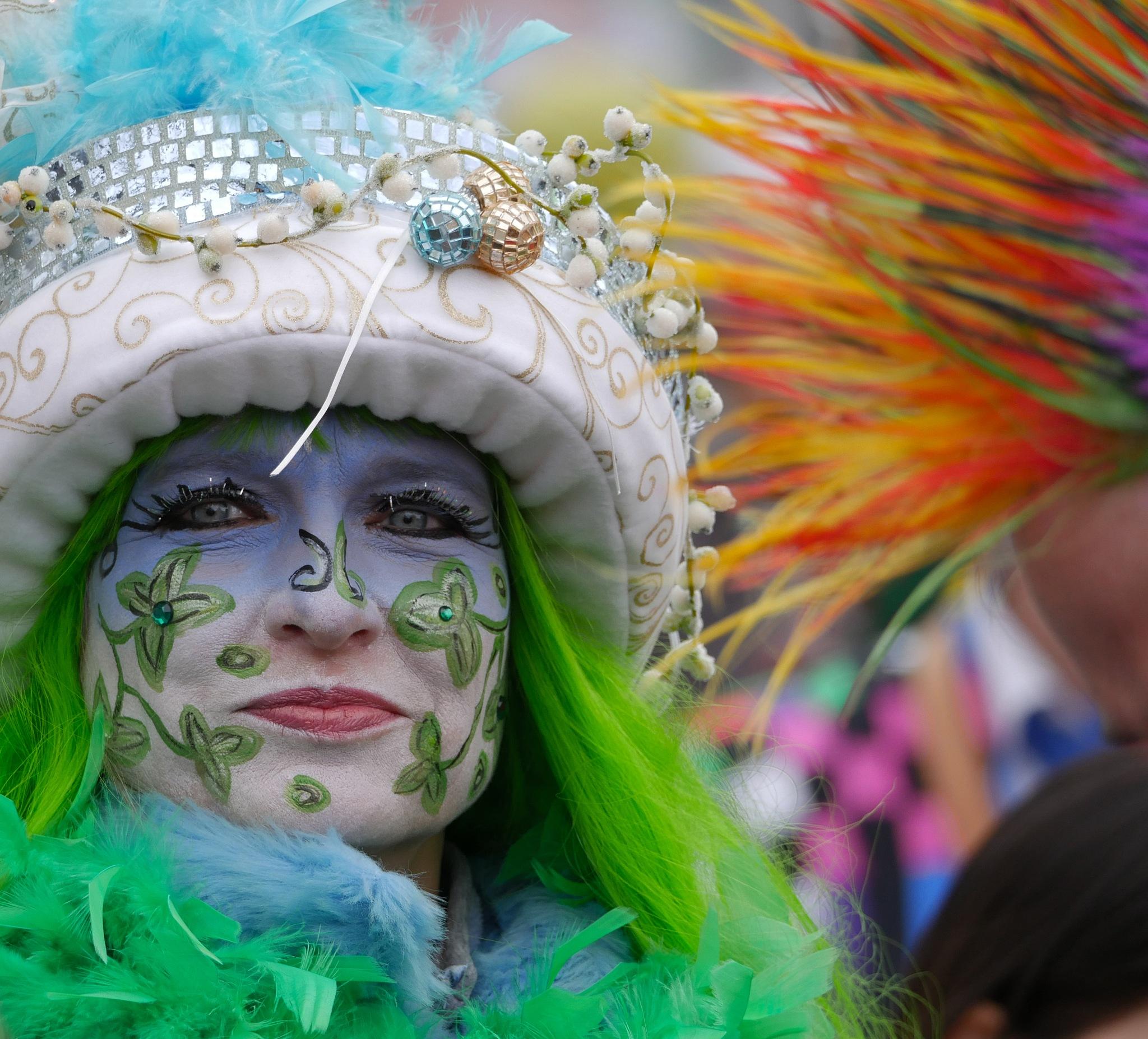 Street carnaval by StefanJansen