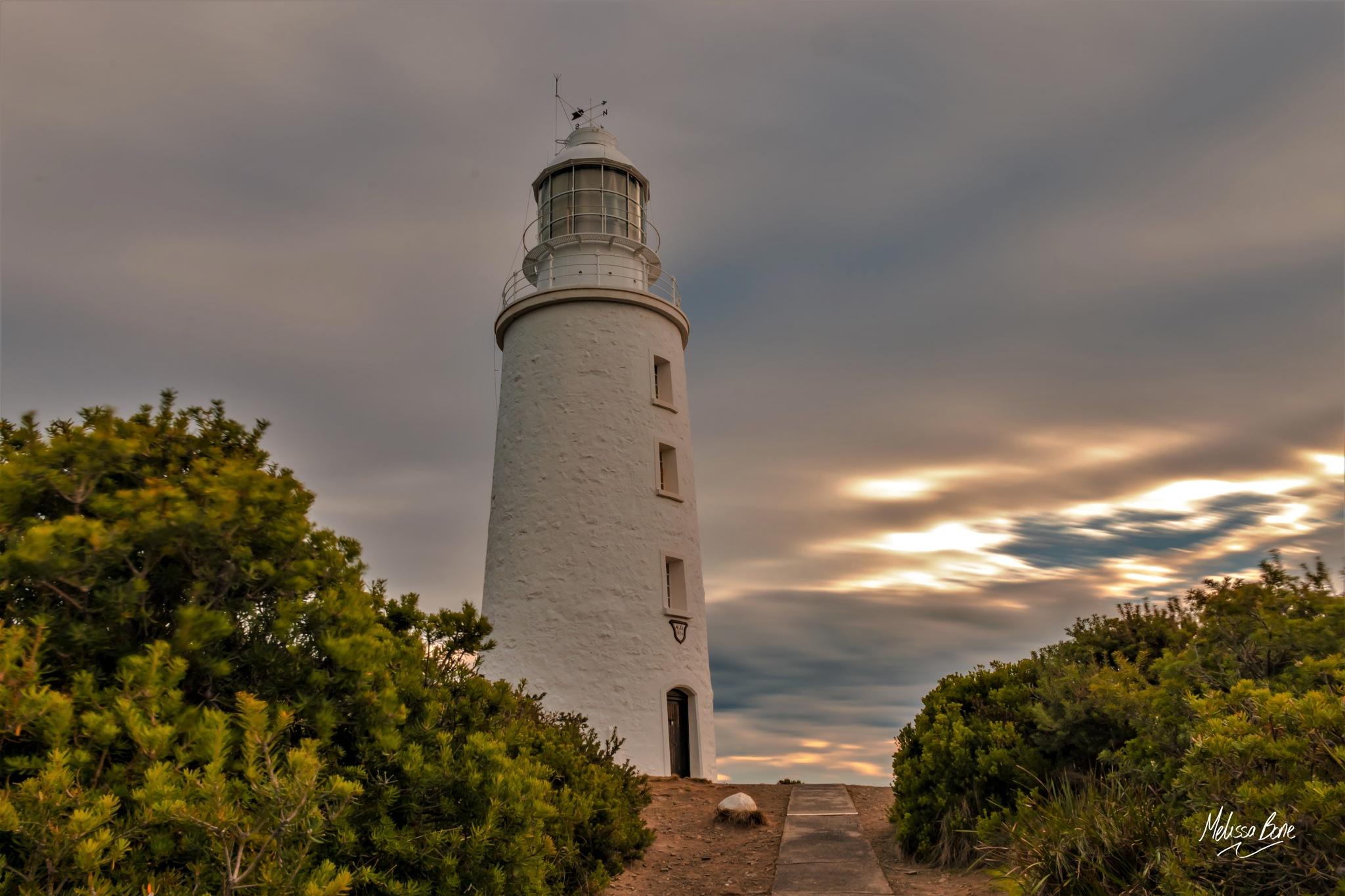 Cape Bruny Lighthouse by Melissa Bone
