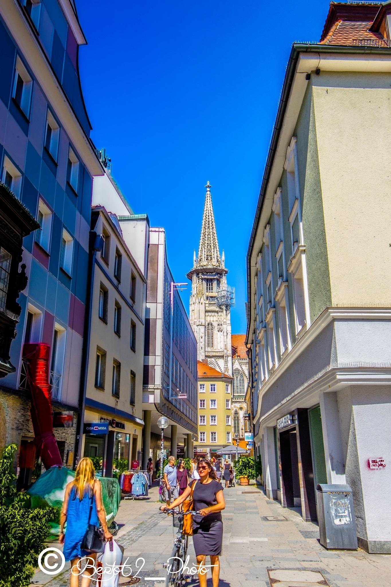Regensburg by Bartolomeo Scanu