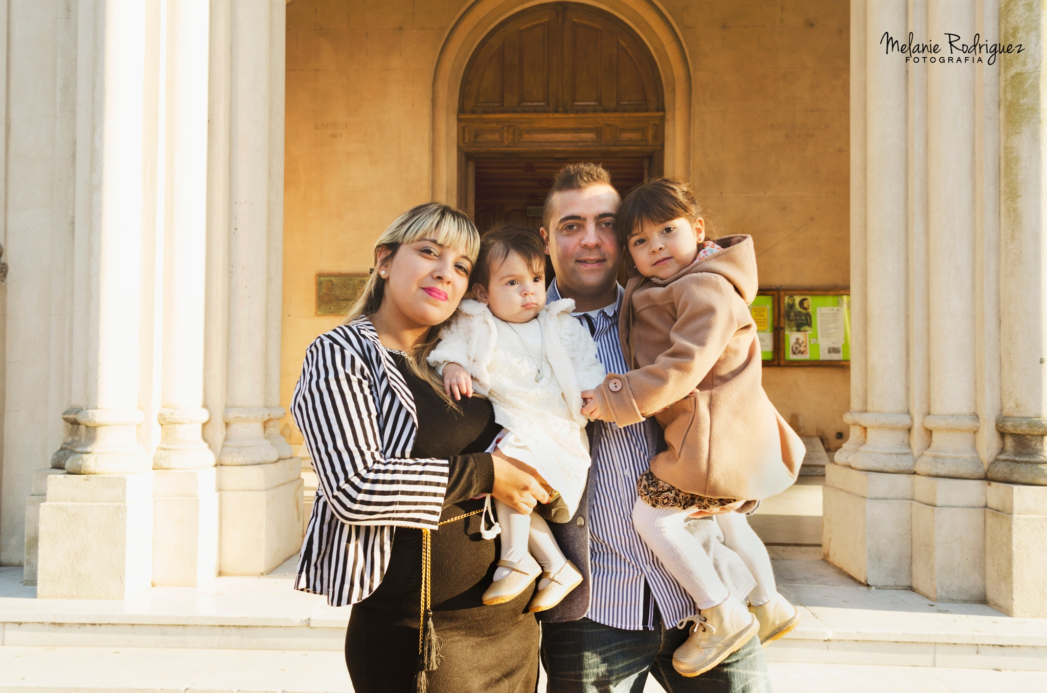 Linda familia de pilar by Melanie Rodriguez