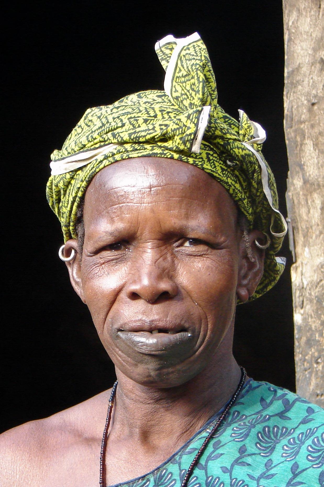 Africa women of little village in Mali by nelisser