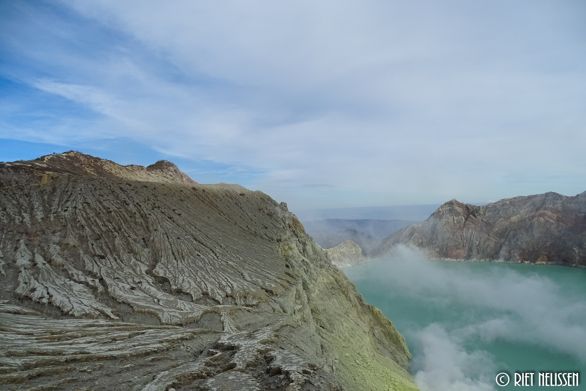 vulcan Ijen by nelisser