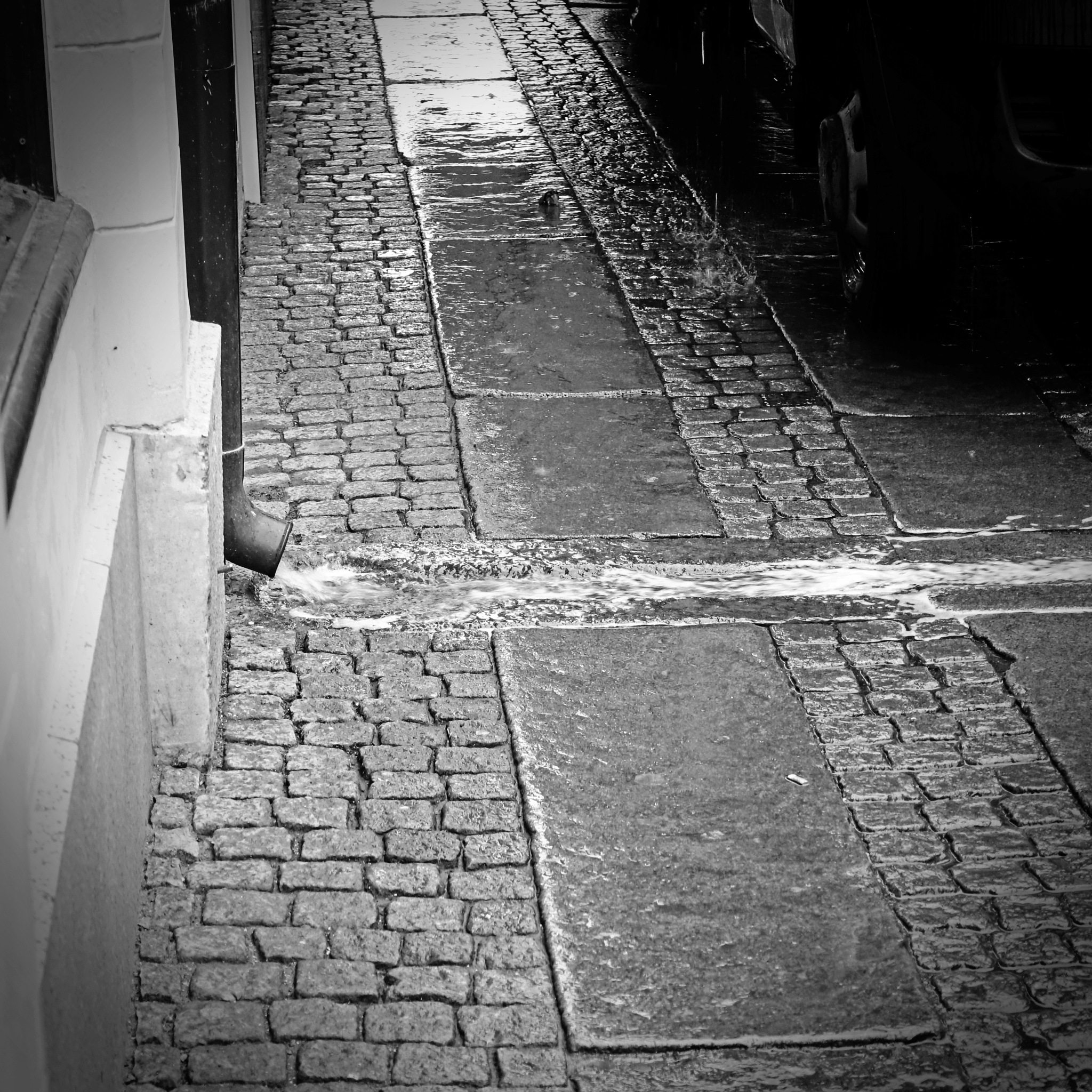 Rain by Bo G Svensson
