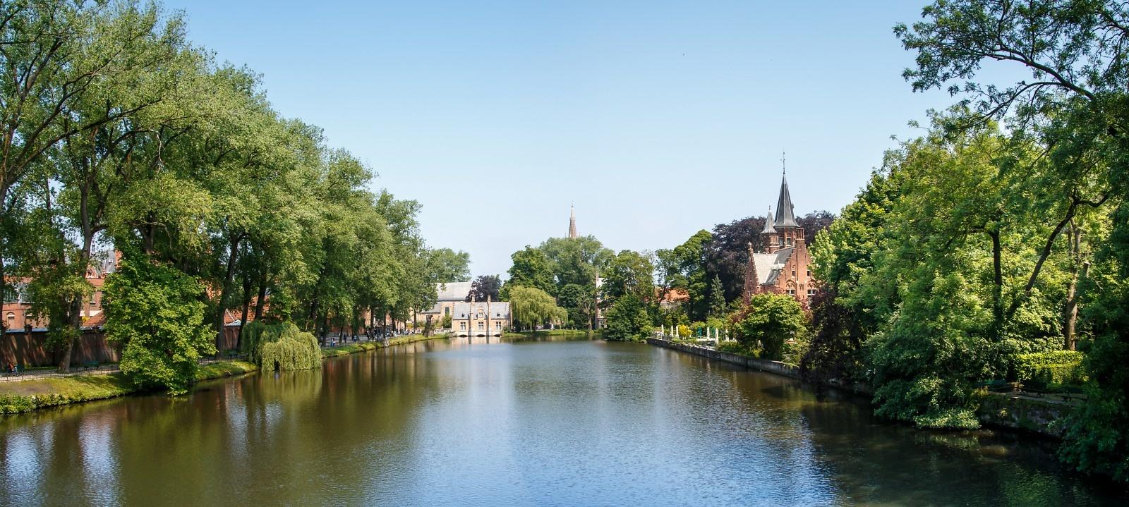 Bruges by MarcWillems