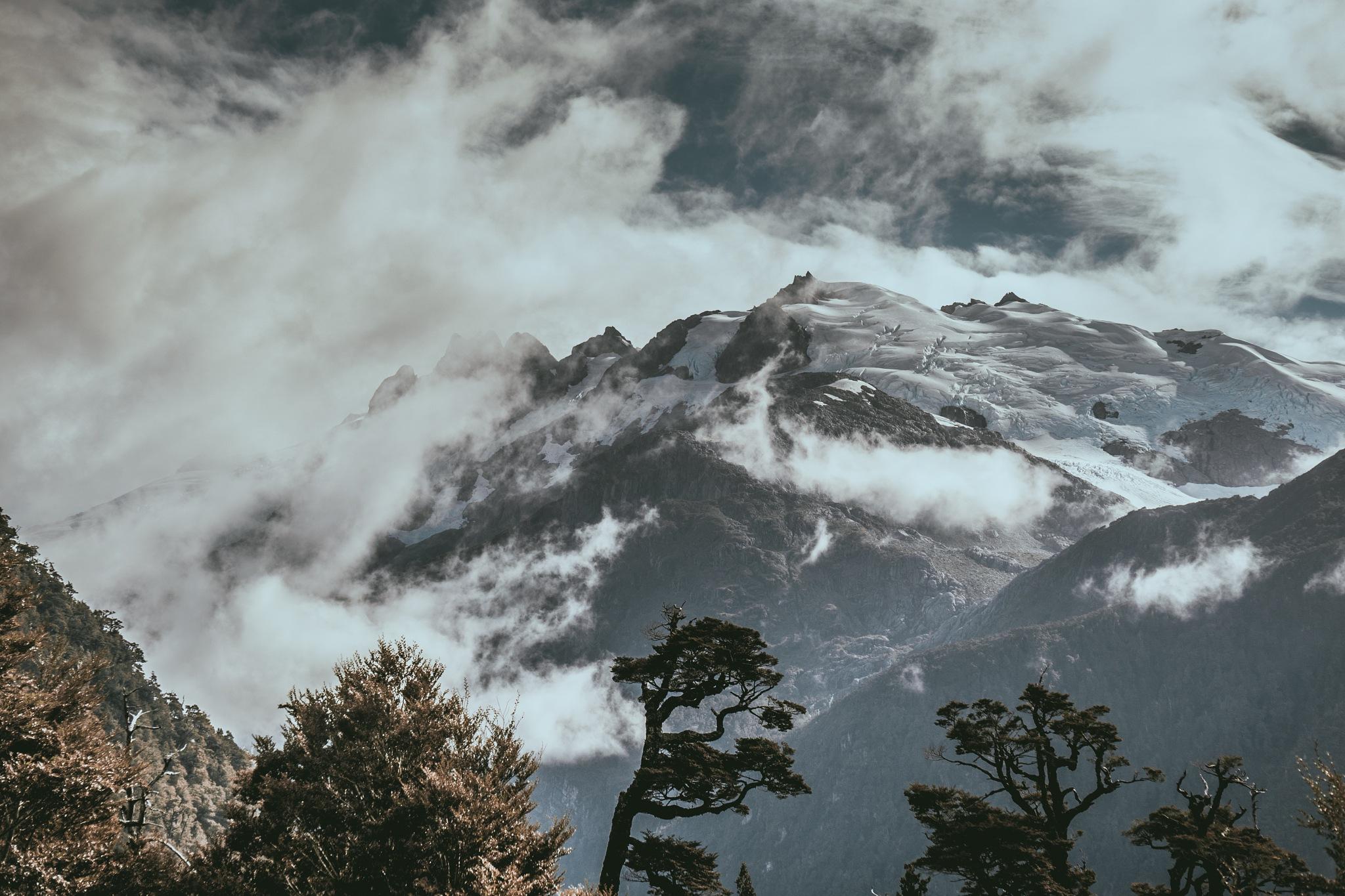 Patagonia Winter by Manuel Fuentes