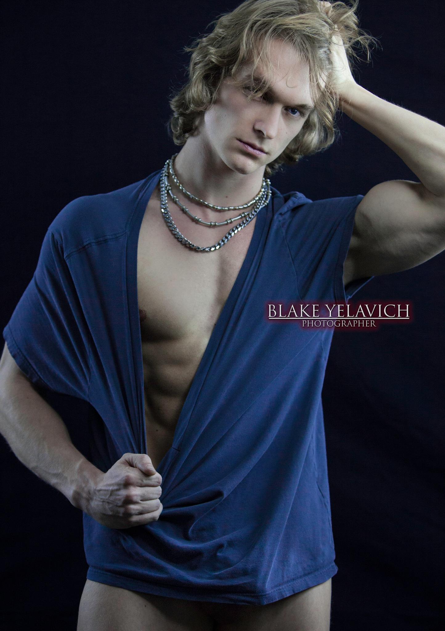 Daniel Black by Blake Yelavich for MenOfUtah.com by Blake Yelavich