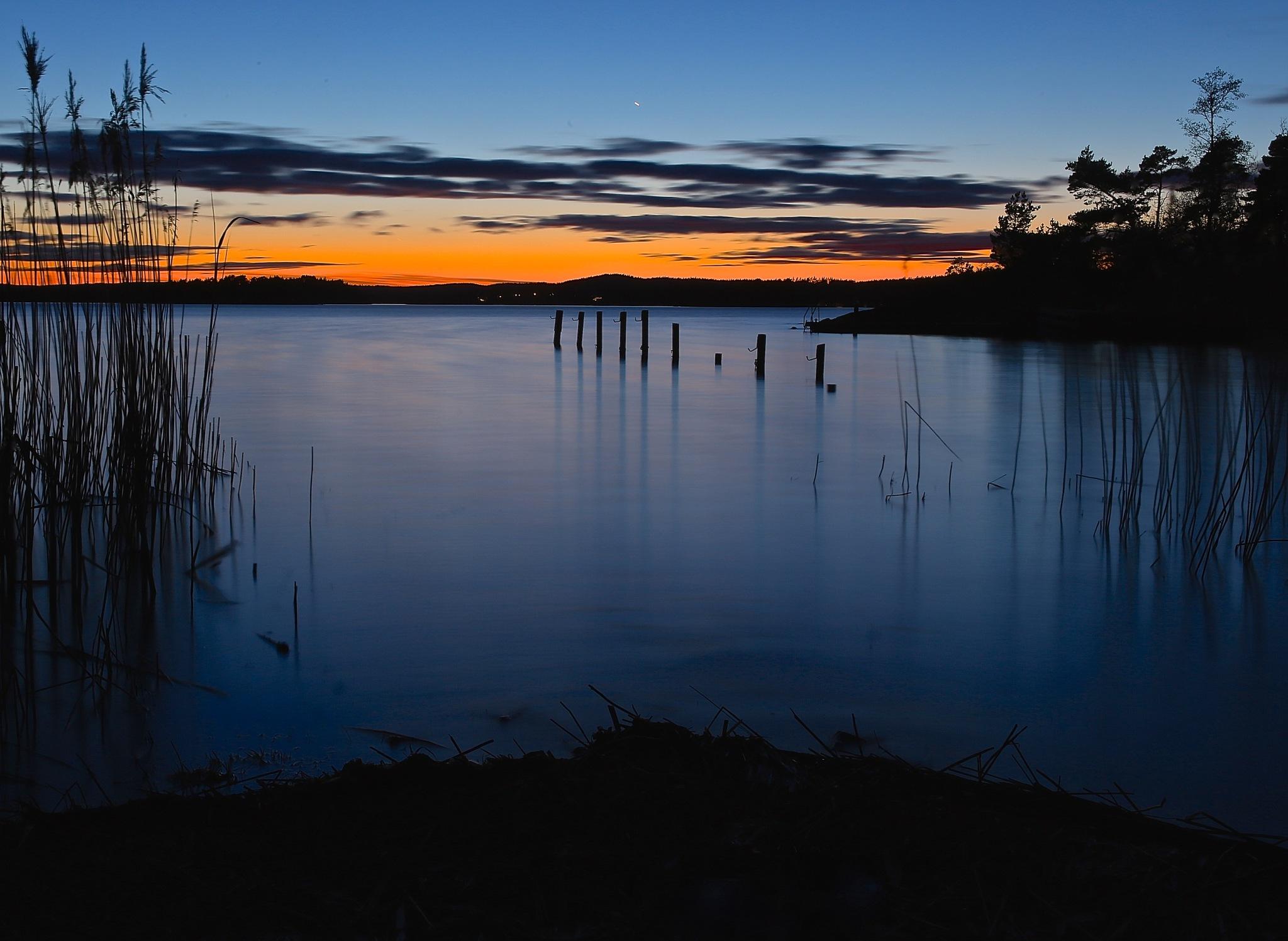 Nice evening by Bildmartin
