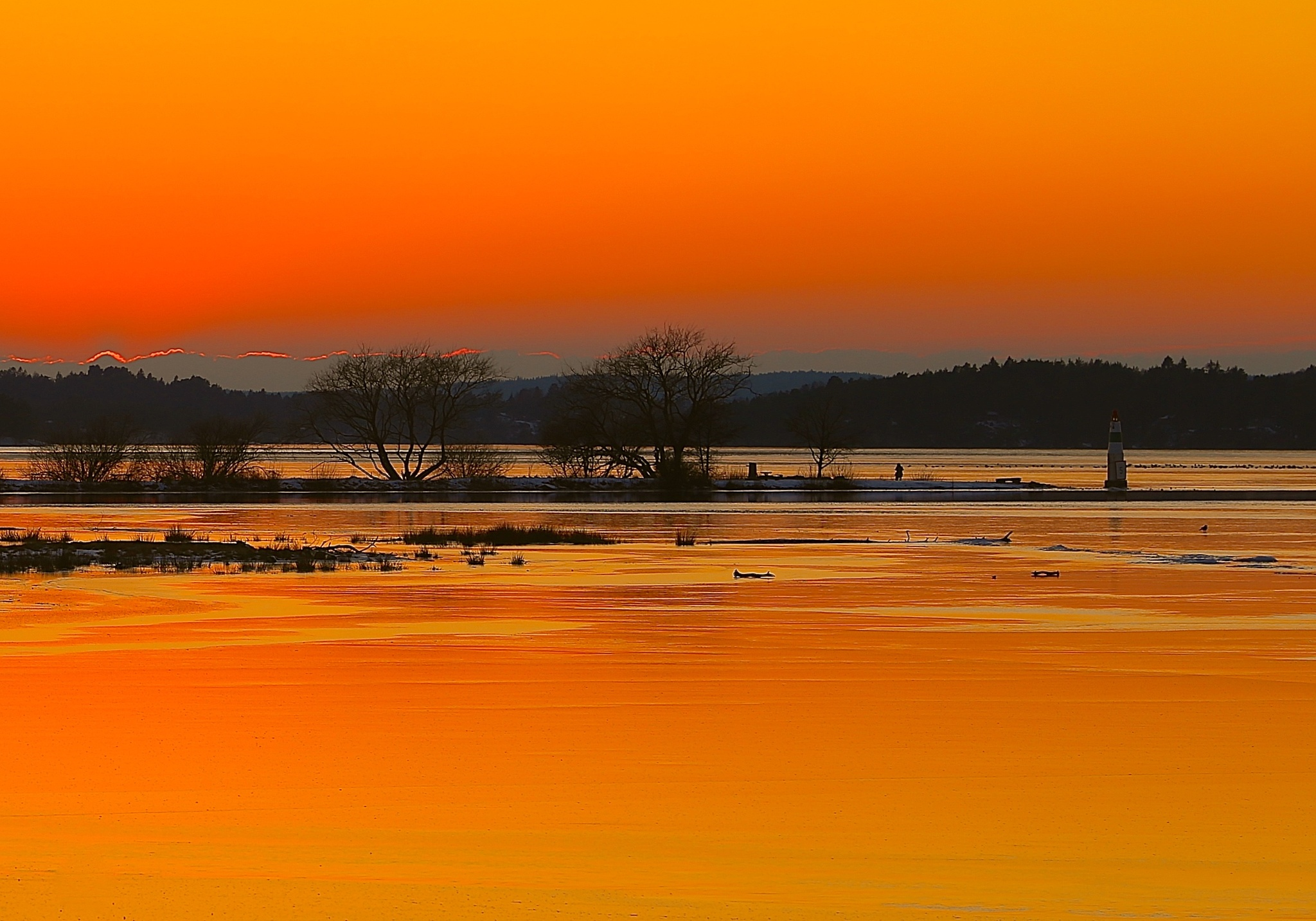 Sunset memory by Bildmartin