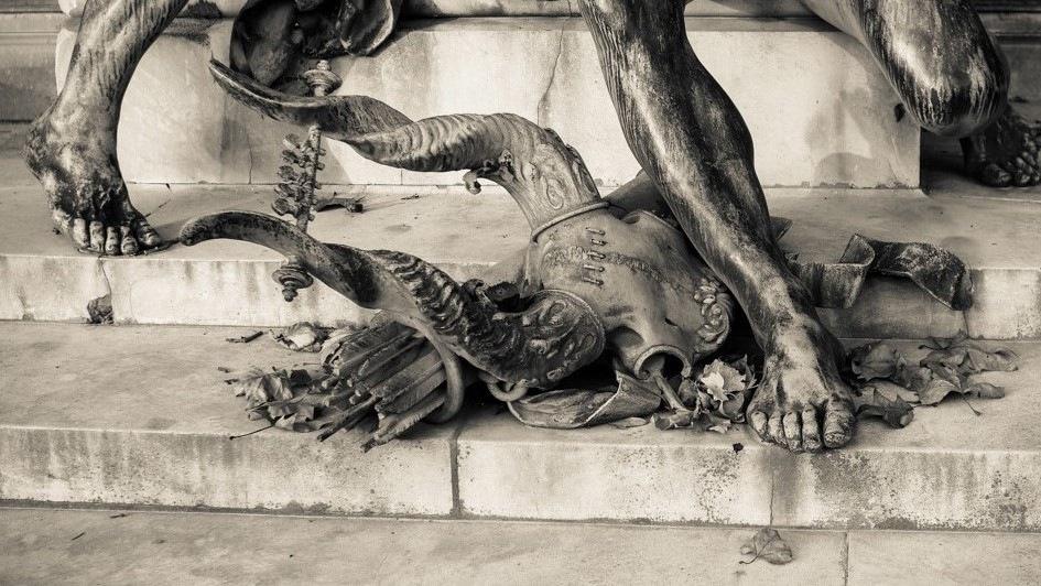 Death on your Feet by Margot Sztajman