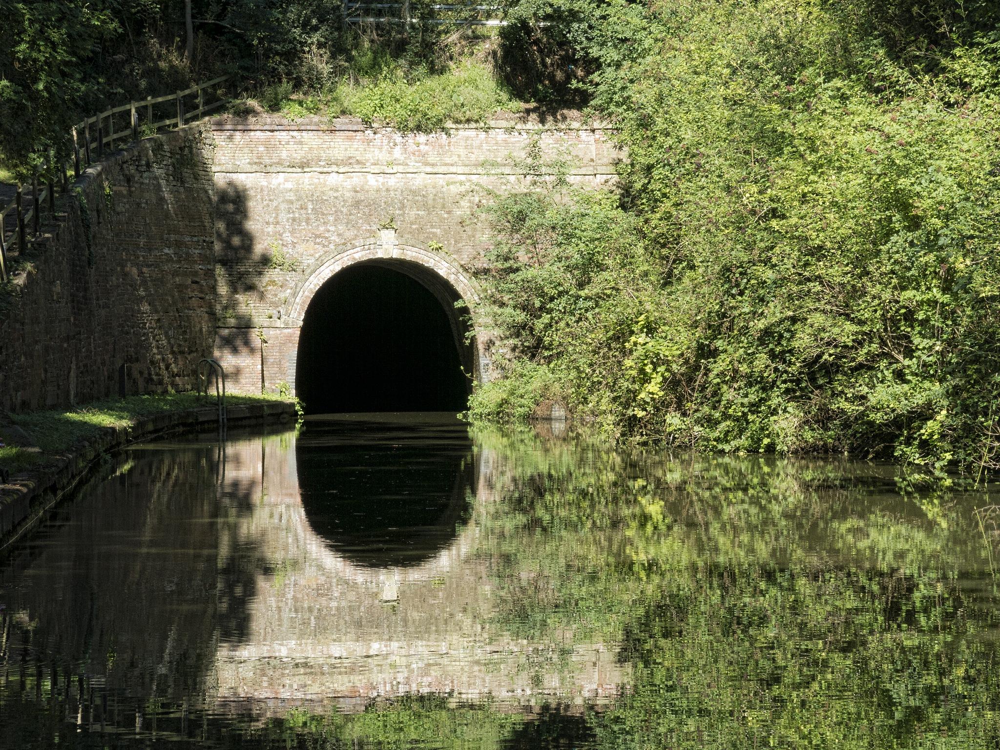 shrewley tunnel by plw1053