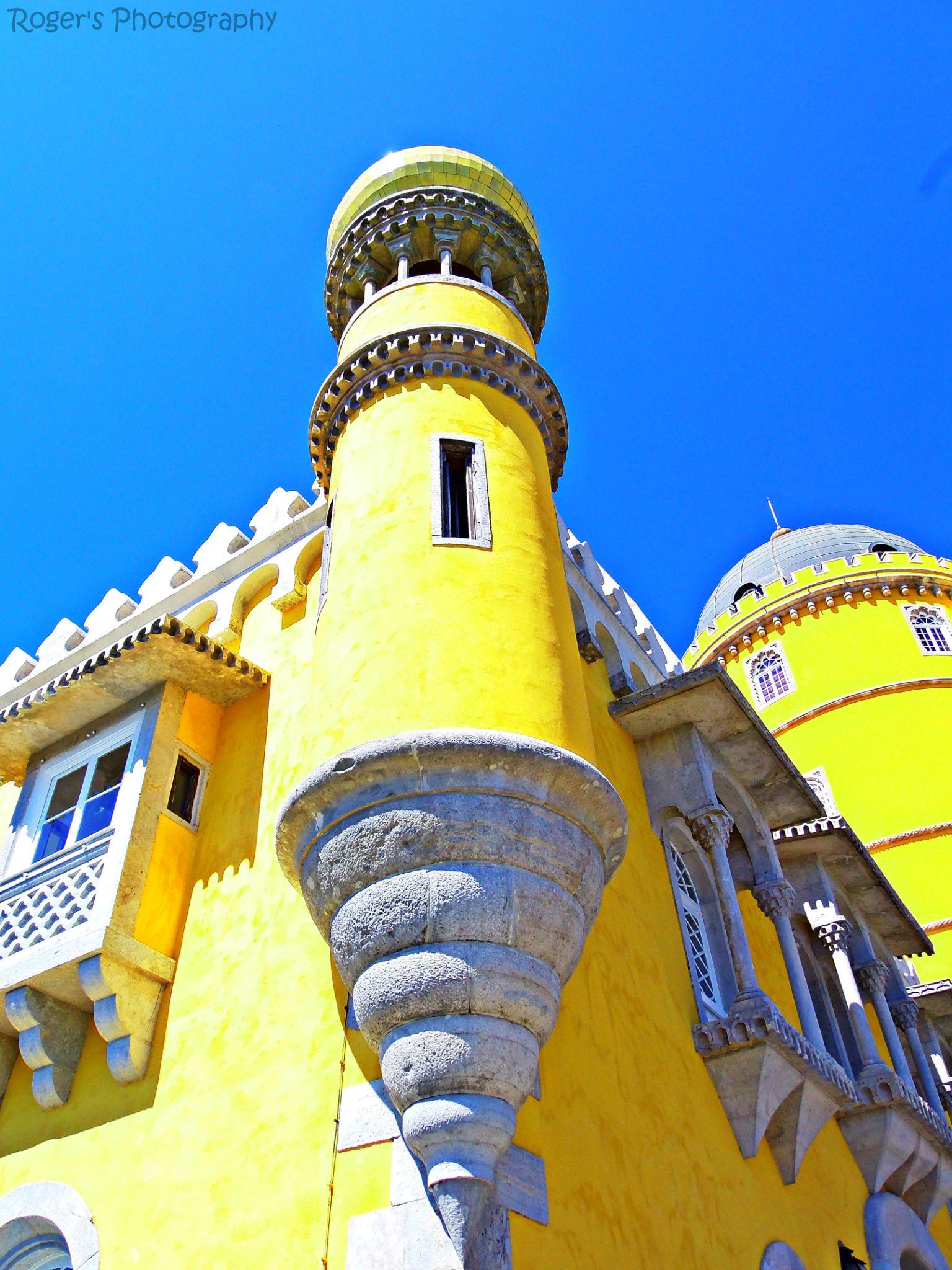 Palacio da Pena by Roger Photography