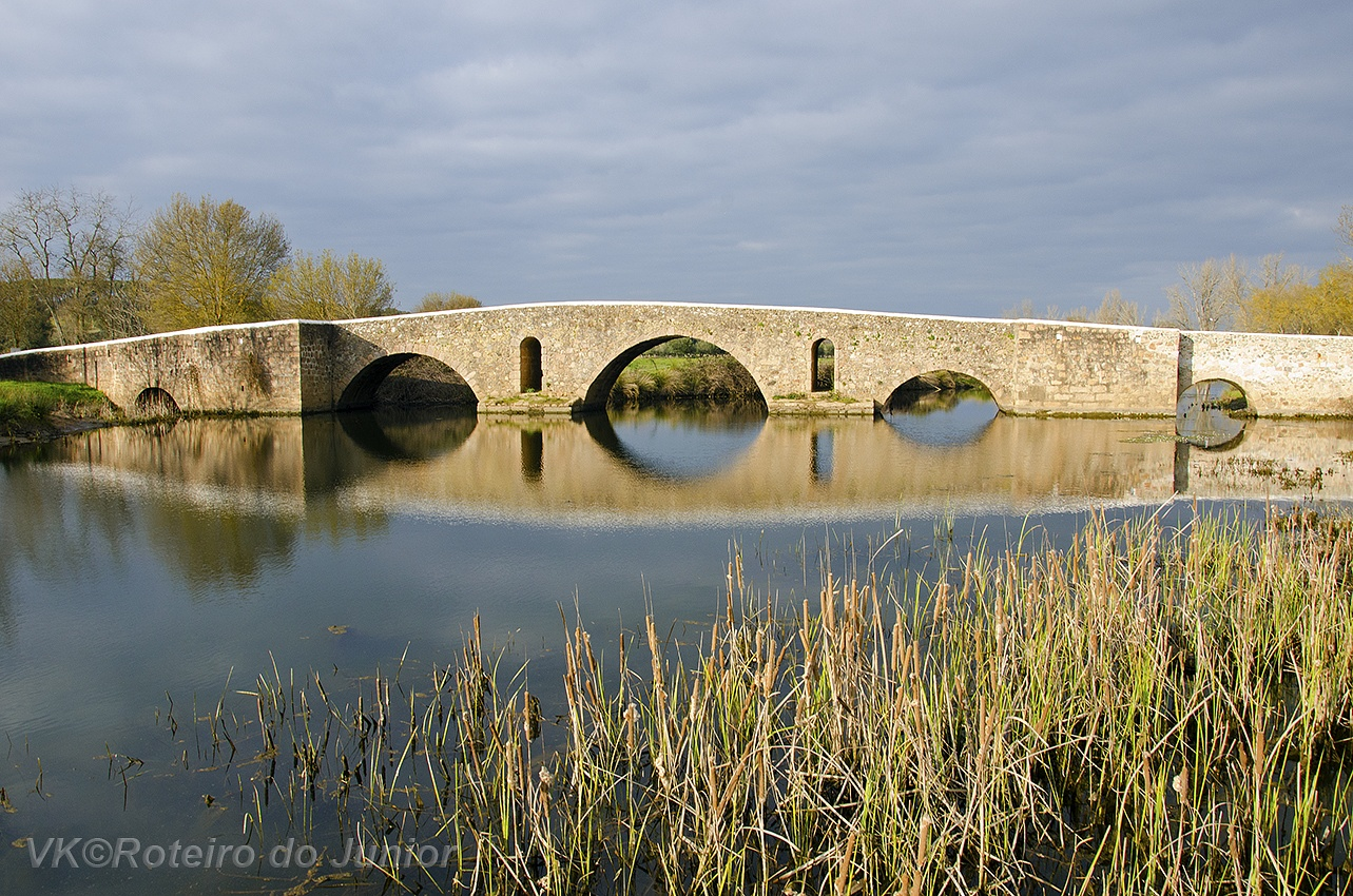 Roman bridge... by vkabral