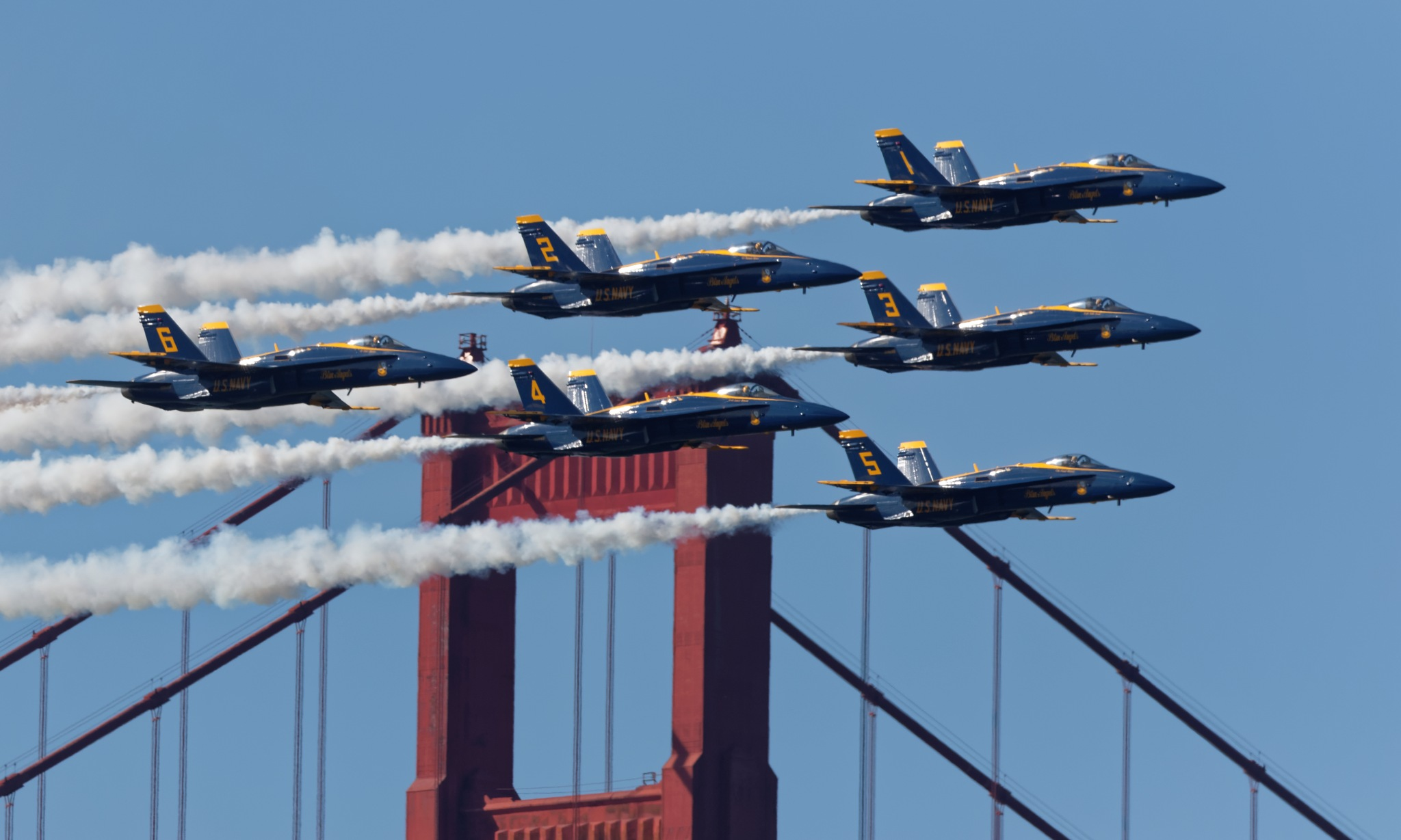 Blue Angels 750 by RaphaelRaCcoon