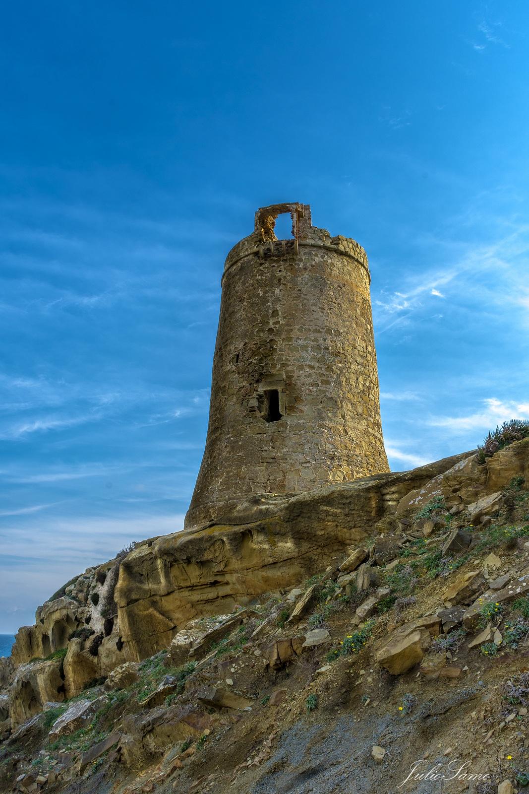 Torre Guadalmesí by juliosamo