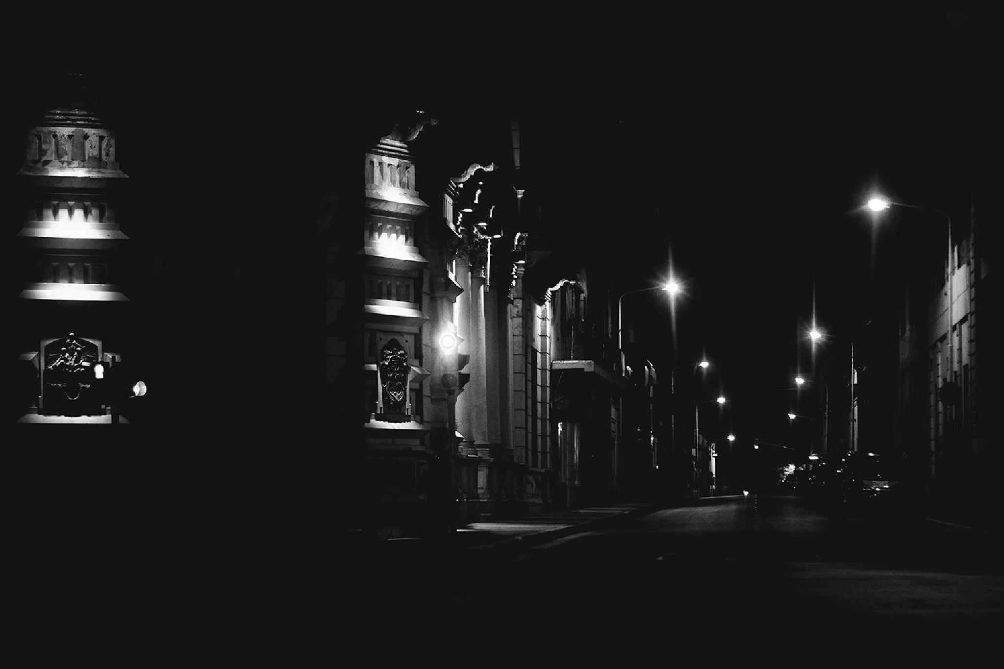 Night by Diego Mernes