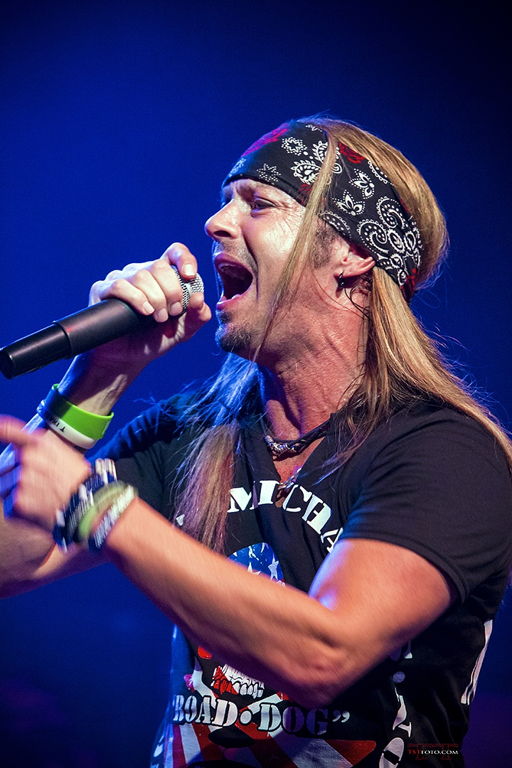 Bret Michaels by Tony S. Turner