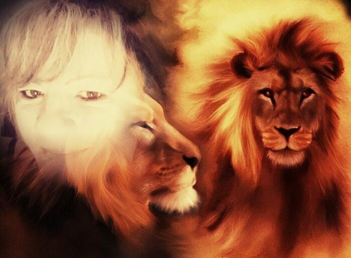 LOVE THESE BIG CATS by Zorana Zee Grobbelaar