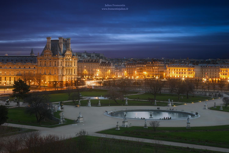Pavillon de Flore, Paris by Julien FROMENTIN