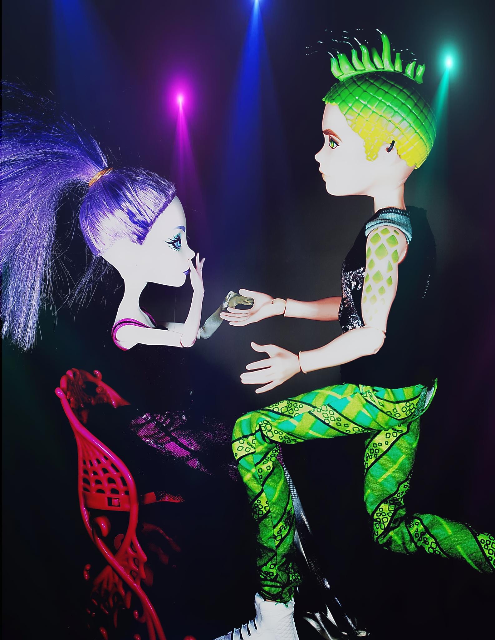 Photo in Portrait #doll #dolls #monster #high #monster high #shoot #photo #photo shoot #nikon #portrait