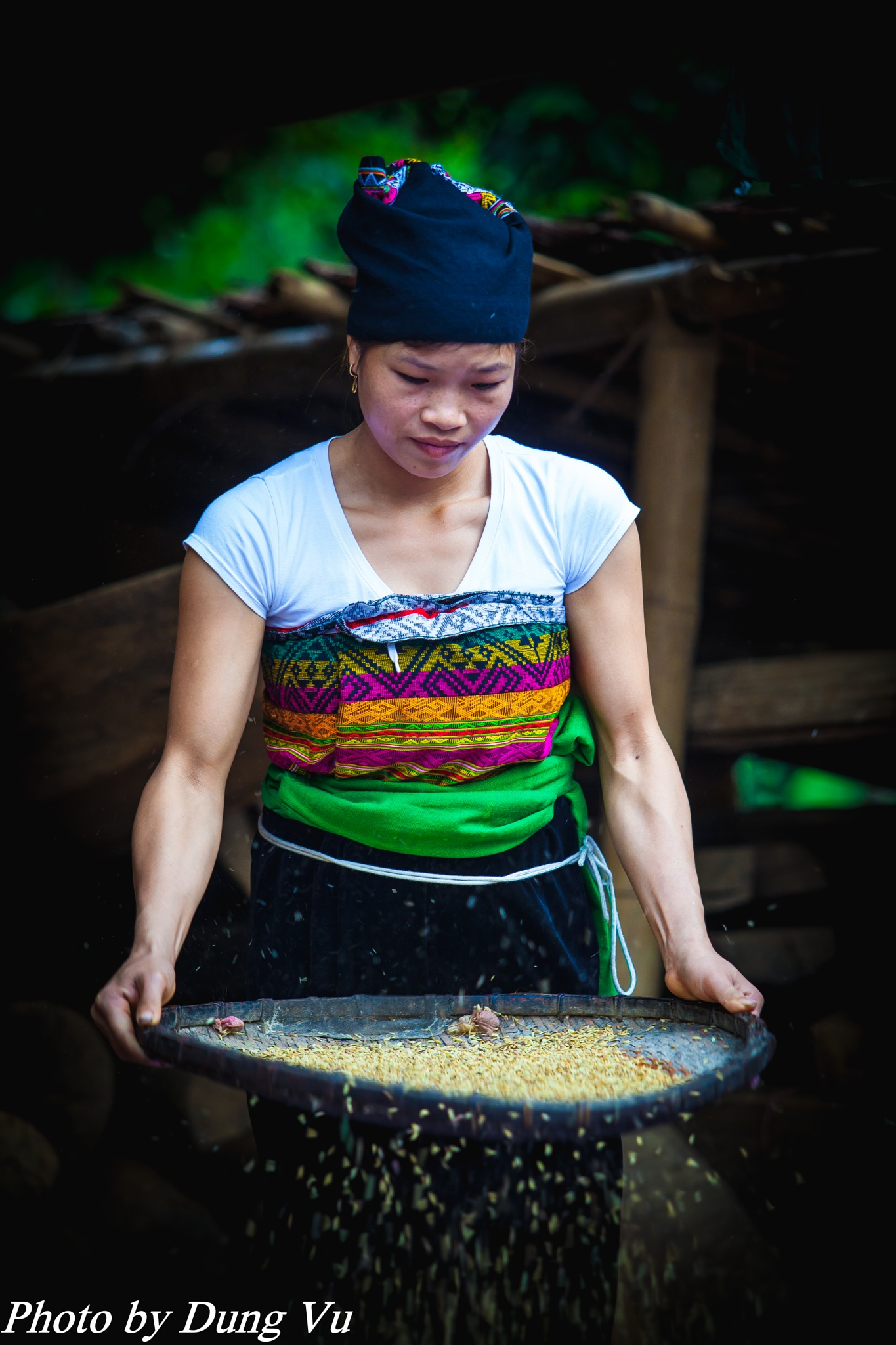 Rice Screening  by Vu Ngoc Dung