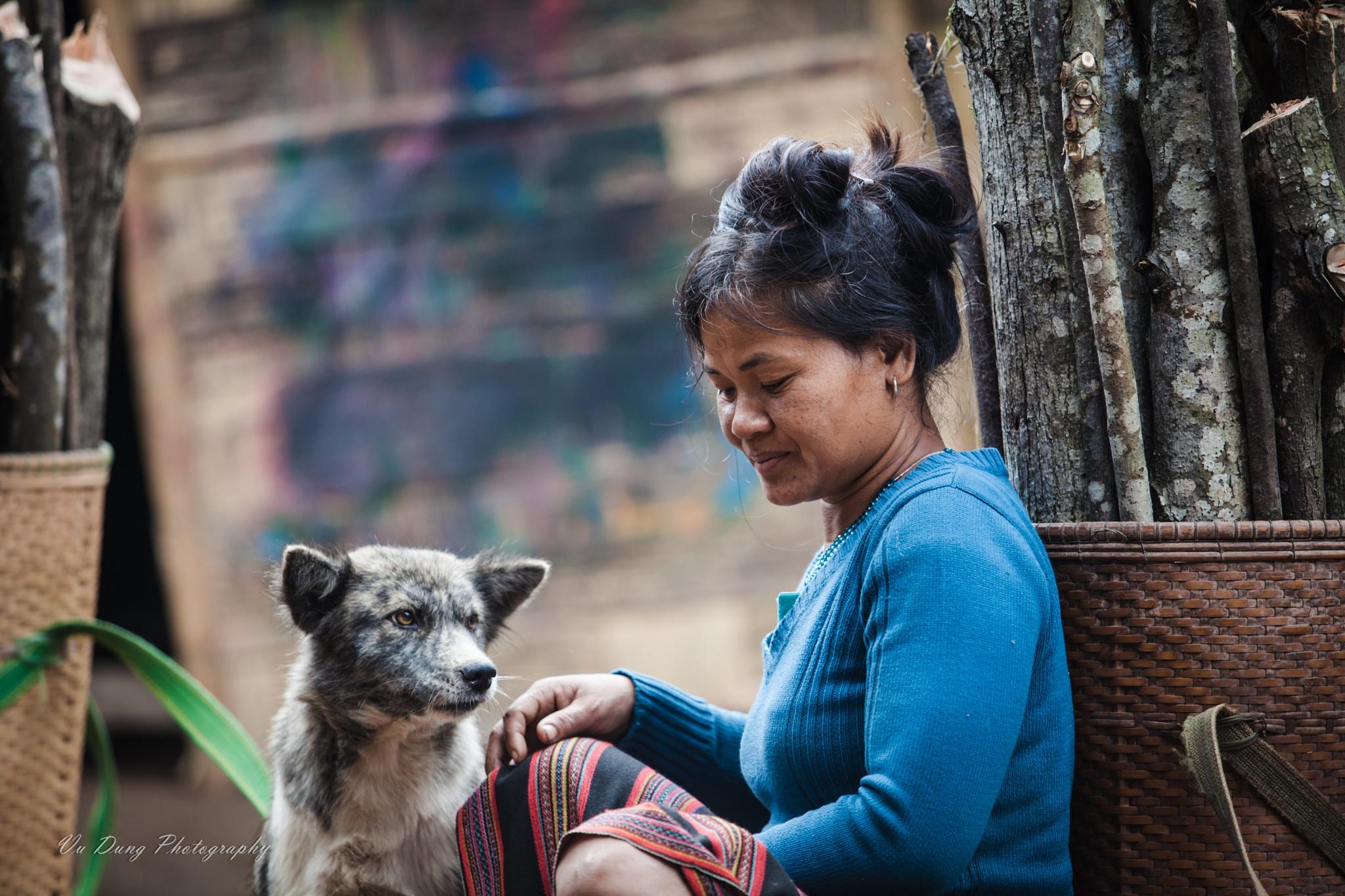 A short rest by Vu Ngoc Dung