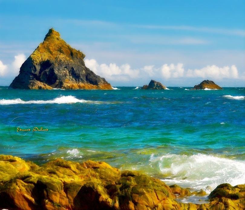 The Copper coast. by EdwardDullard