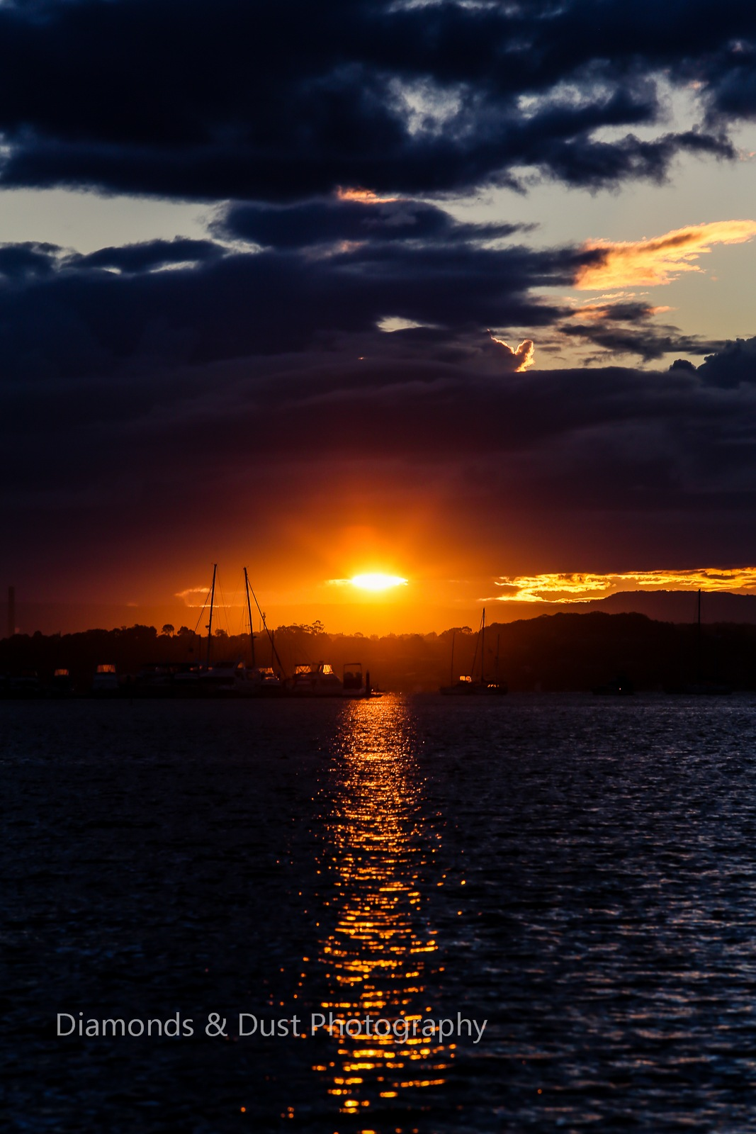 sUNSET by Sherrie