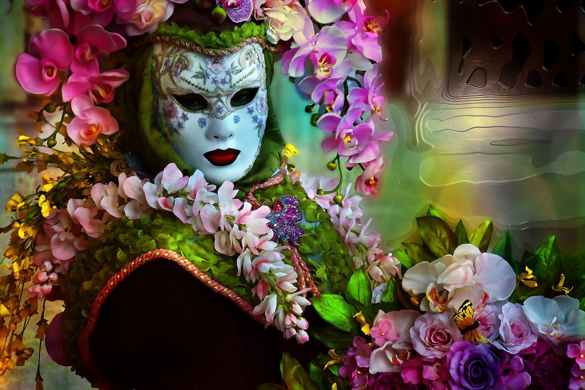 Venezia Carnevale by william.giacomini