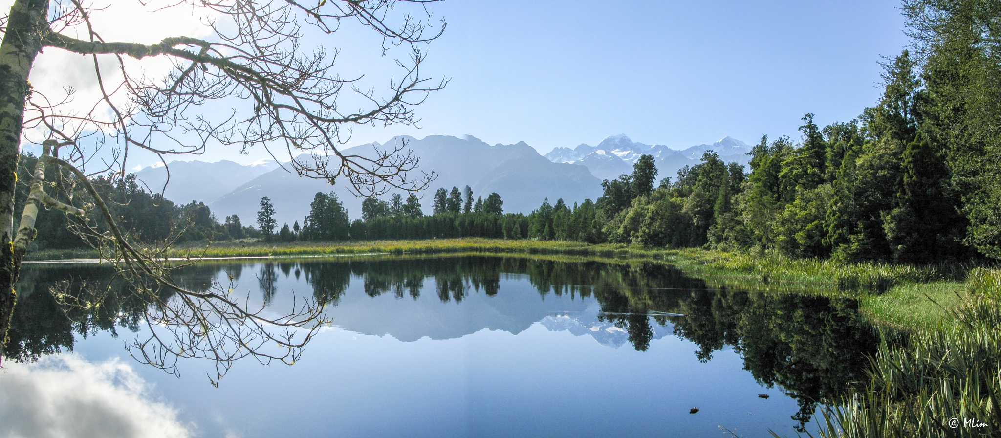 Lake Matheson by Meng Lim