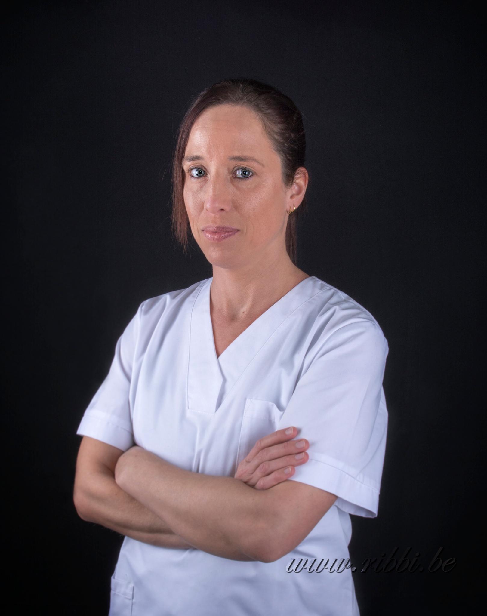 Nurse  by Ribbi