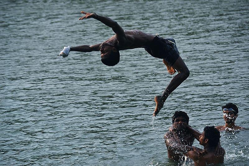 Stuntmen by Srivinay Salian