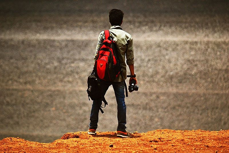The Photographer by Srivinay Salian