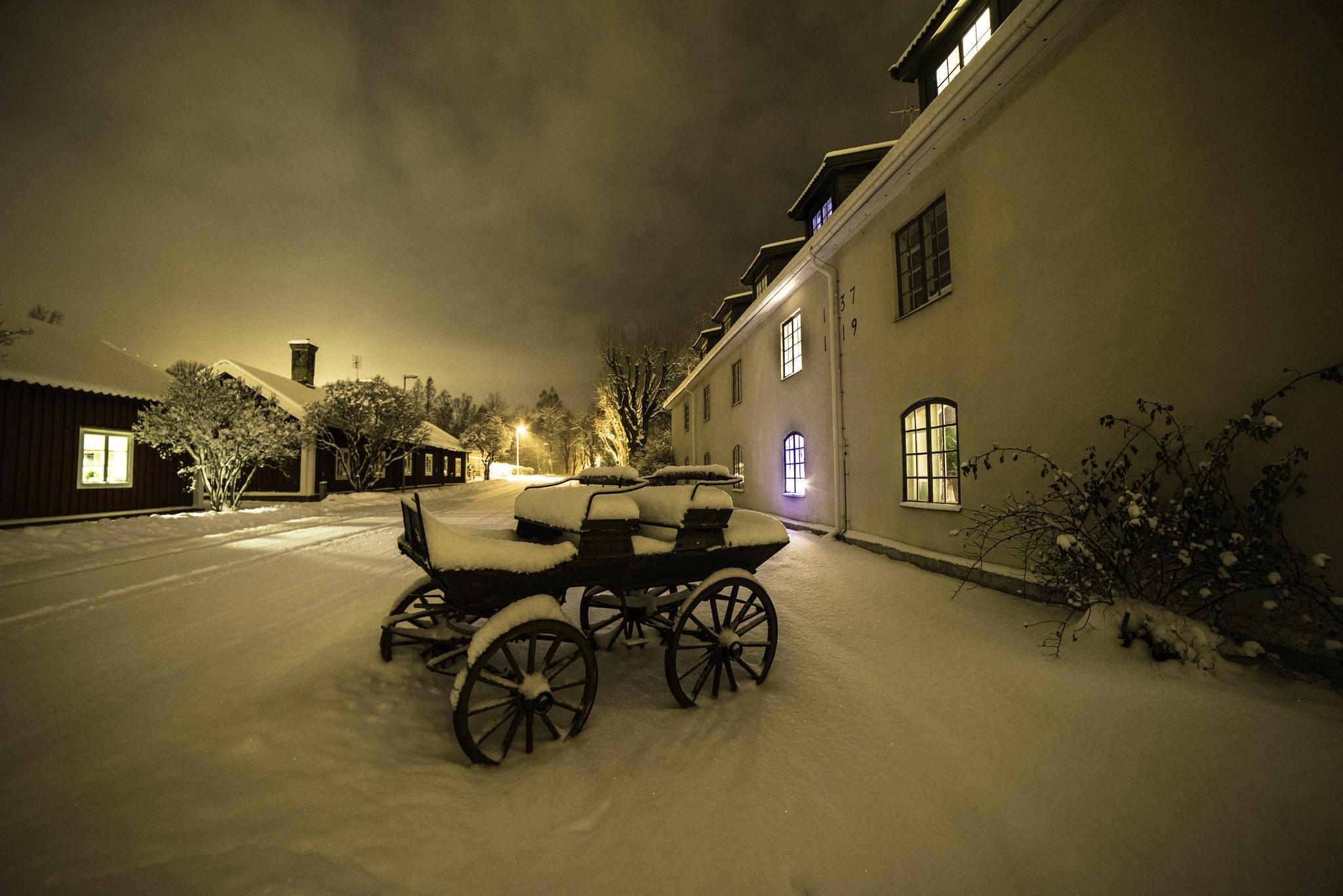 I live here  by Niclaskrog