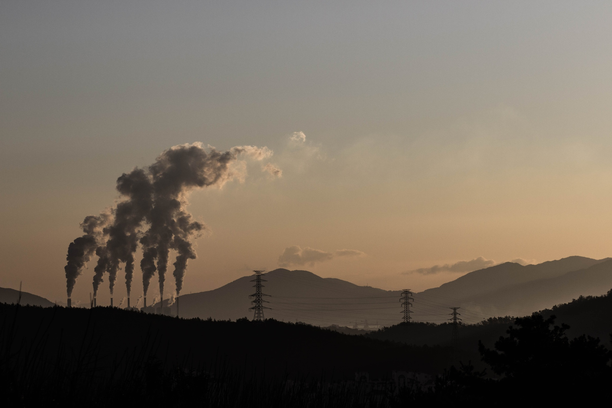 Air Pollution (2). by Muk
