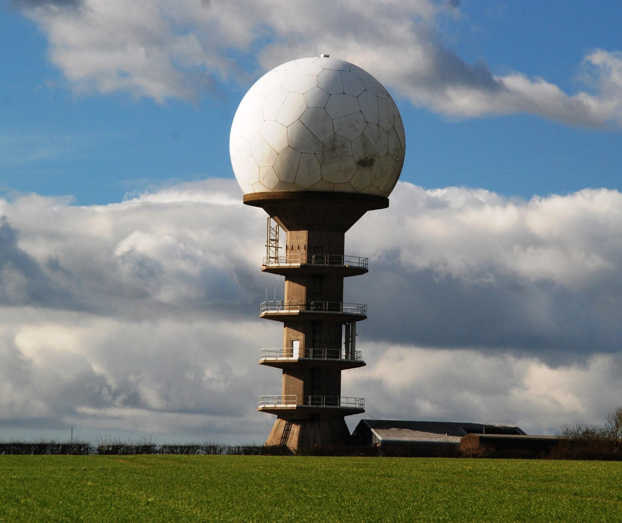 Radar Station by tony1954 Tonymphotography