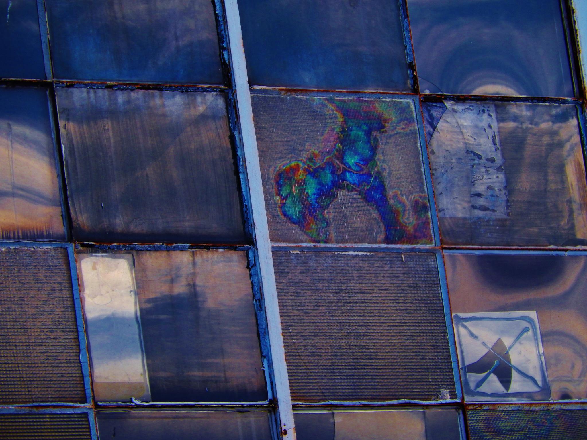 A BLUE WINDOW by dag.lindberg