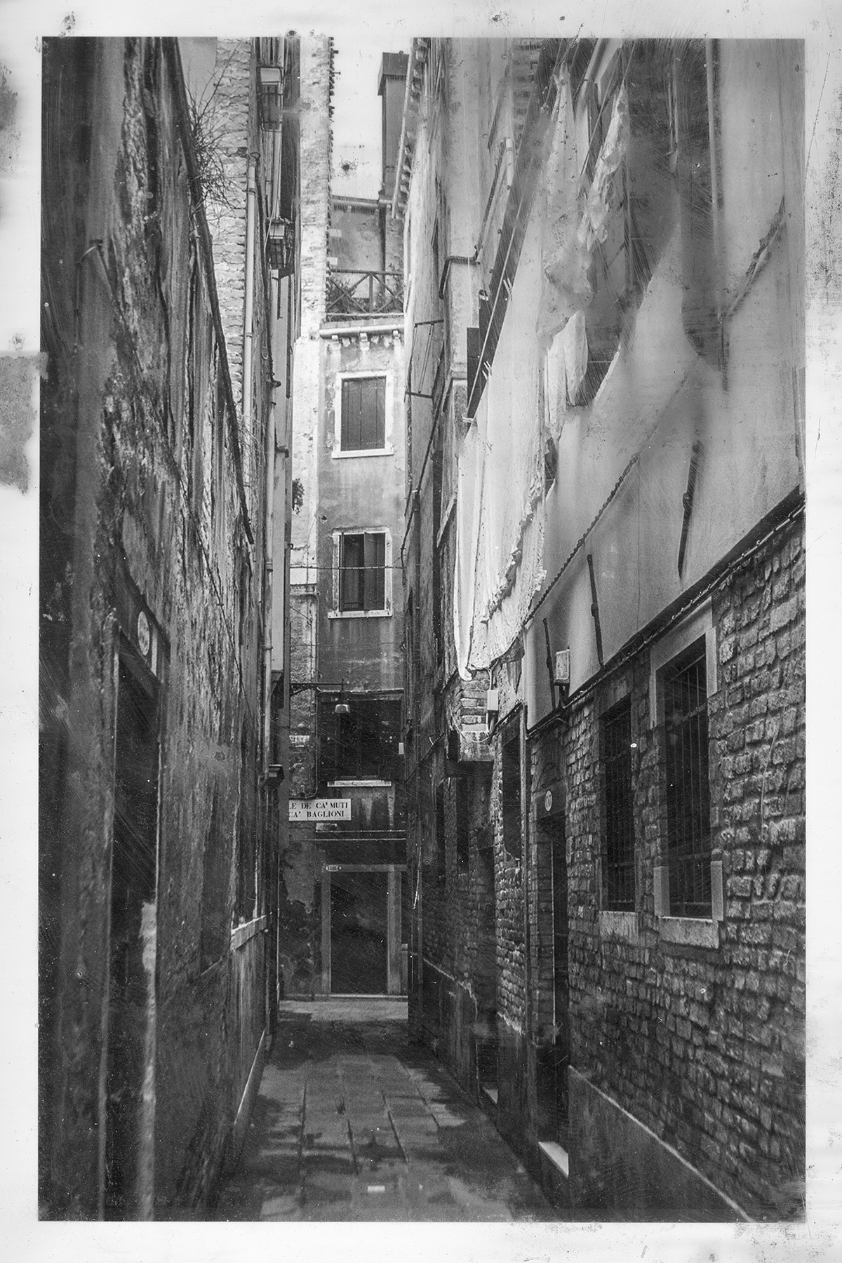 Venezia Streets by Jeff Blank