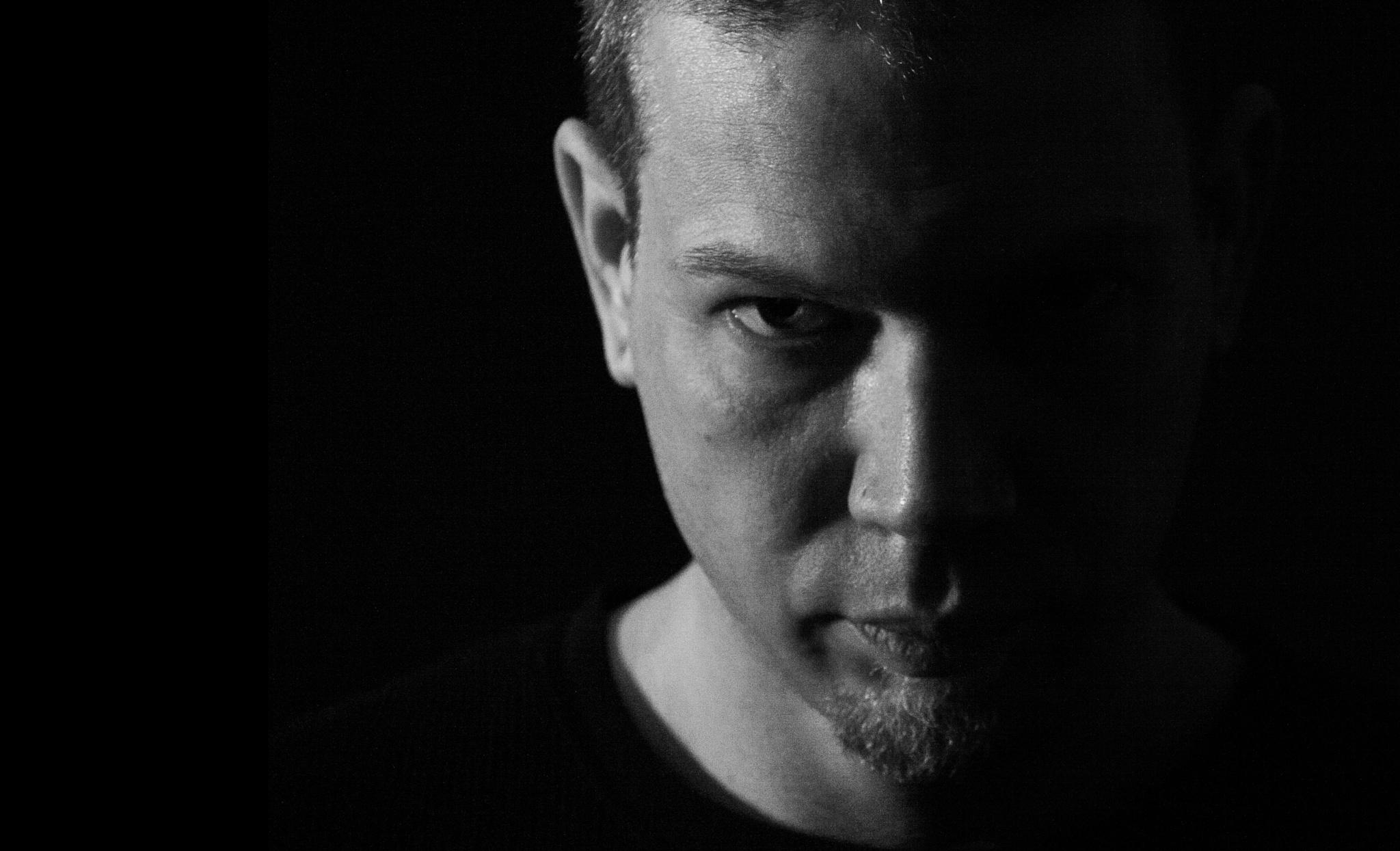 2016 Self Portrait by Jeff Blank