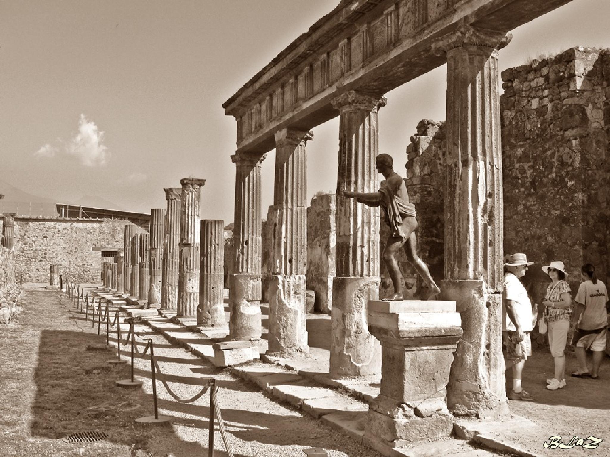 Photo in Travel #pompeii #travel #town