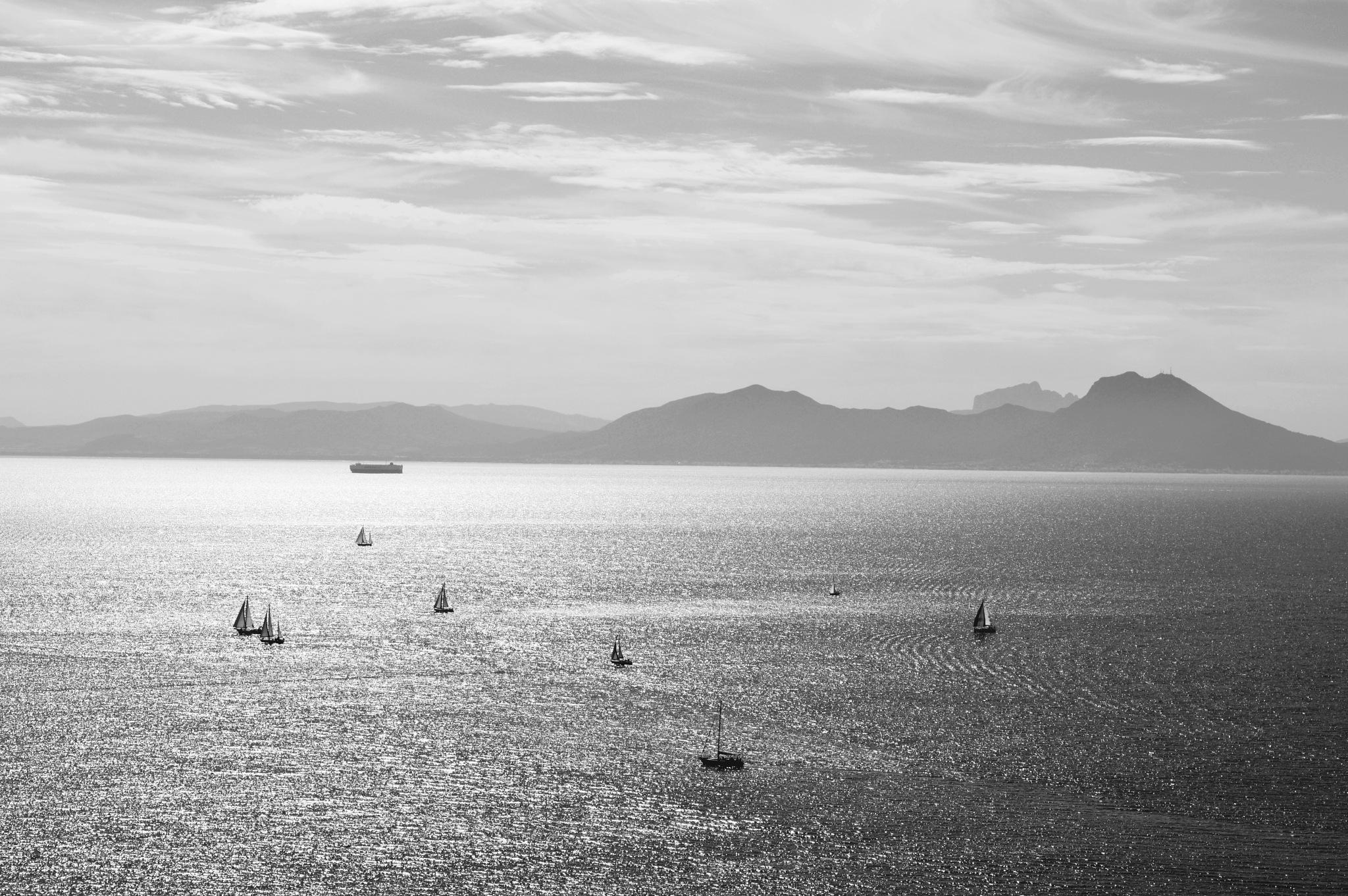 Grey Sunday by BelgaTarkhani
