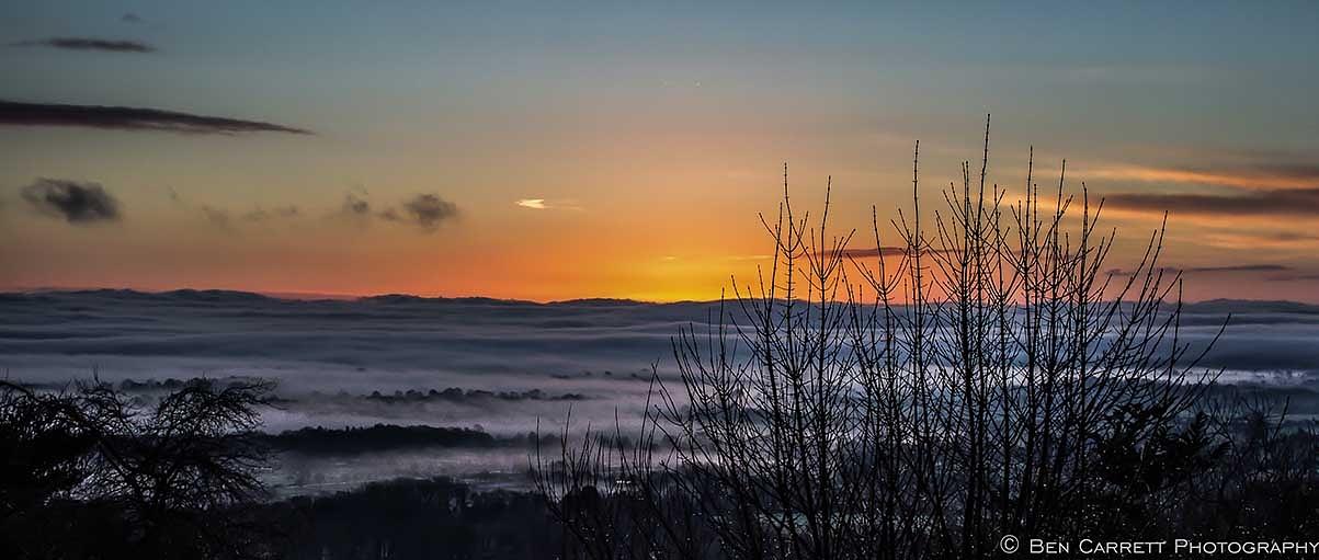 Morning Mist by bencarrett
