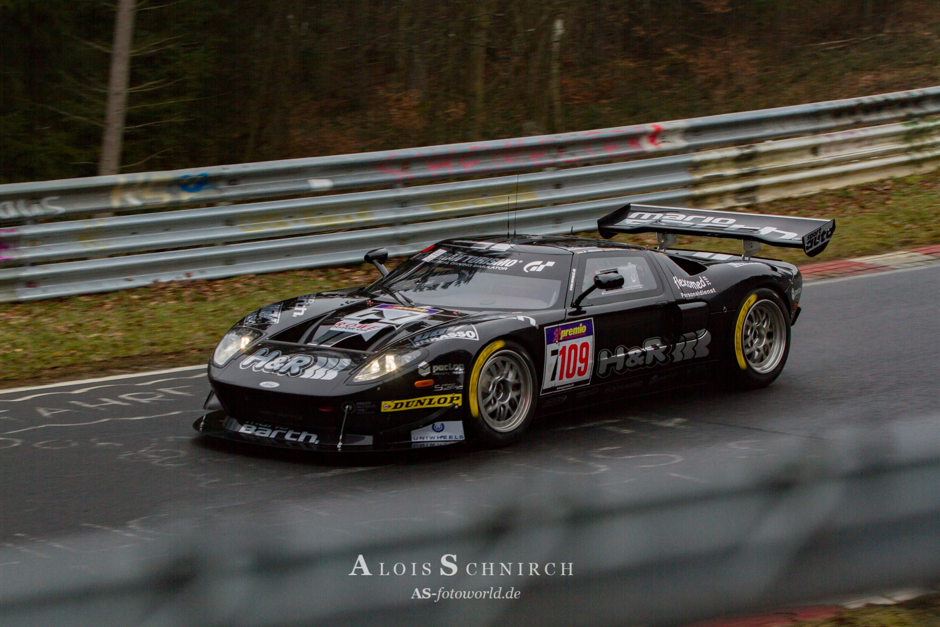 Ford GT3  by Alois Schnirch