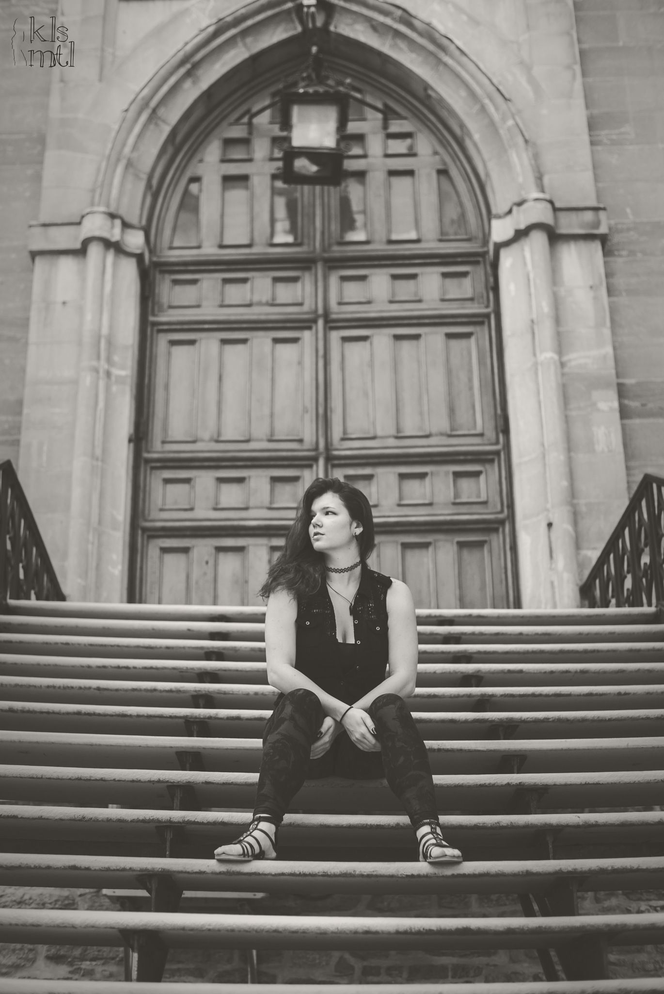 Church Doors by K-Liss